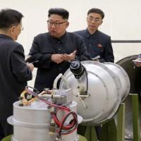 美智庫人員:川普應持續對北韓施壓