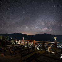 Photo of the Day: Starry night in central Taiwan's Cingjing