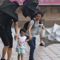 3-5 more tropical storms to hit Taiwan before end of year: CWB