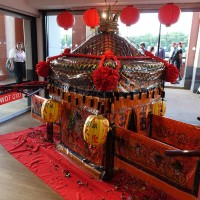 Exhibition showcasing Mazu pilgrimages and Taiwan's templesopens in London