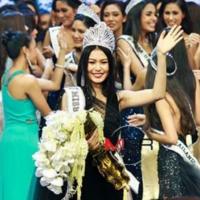 泰國小姐出爐!23歲銀行經理勝出