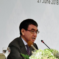 憂中金正恩騙局 日外相:應維持經濟制裁