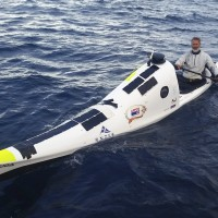 勇!紐西蘭男子划獨木舟到澳洲