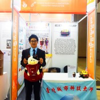 Taipei university team wins gold for smart baby carrier