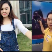 Disappearance of 'Ink Girl' in China spurs others to defaceXi Jinpingimages