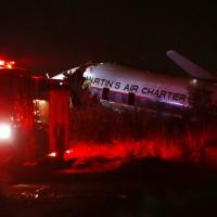 【快訊】南非飛機失事!1人死亡9人受傷