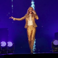 天后席琳狄翁首場台北演唱會 霸氣趕走颱風瑪莉亞