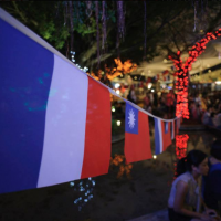 French National Day party in Taipei kicks off July 14