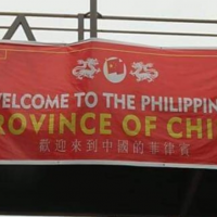 Philippines unhappy over banners proclaiming it as 'Province of China'