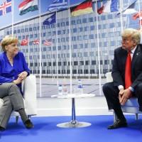 川普:德國已遭俄羅斯控制