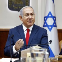 控敍利亞無人機越界 以色列以空襲回敬