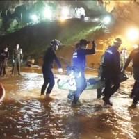 過程奇險 泰國洞穴救援將搬上大螢幕