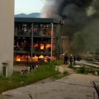 19 dead inexplosion atchemical factory in Sichuan, China