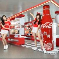 今夏最高打卡景點 「可口可樂」來台50周年特展