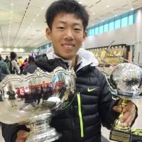 台灣小將曾俊欣 溫布頓網球錦標賽奪冠