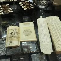 象牙製品買賣落日 台灣2020年1月1日全面禁絕交易