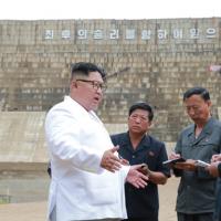 蘇力颱風侵襲北韓 已知76人死亡