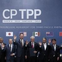 CPTPP在12月30日正式生效