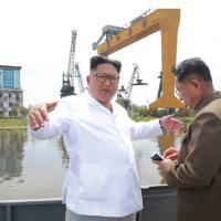 韓媒:北韓賣潛艇給索馬里亞海盜賺外匯