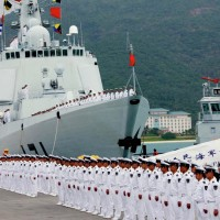 China's live-fire drills are 'tailored for Taiwan separatists'
