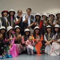 用「新」行銷國境之南 屏東燈會17新住民導覽員結業