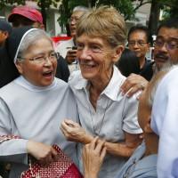 菲律賓總統杜特蒂發威 下令將71歲修女驅逐出境
