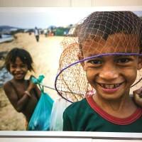 「湖說」柬埔寨文化特色攝影 彰化生活美學館展出
