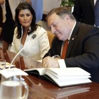 去核不力 美促俄中加強對北韓制裁