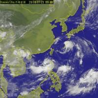 「安比」颱風今最靠近台灣 南台灣陣雨高雄受創嚴重