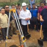 Taiwan builds shelters for conflict victims in Southern Philippines