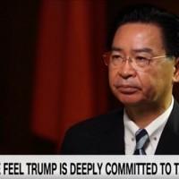 外長吳釗燮接受CNN獨家專訪:若無美國支持 難防中國攻台