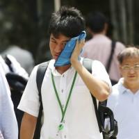 日氣象廳:日本8月上旬將如7月炎熱