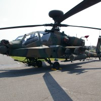 Taiwan's Apache attack helicopters to be commissioned Tuesday: MND