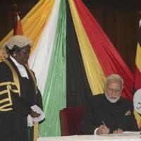 拉攏非洲 印度對烏干達伸出金援之手
