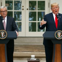 Backing off auto tariffs, US and EU agree to more talks