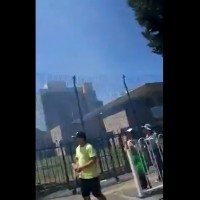 【快訊】美國駐北京使館外傳巨大爆炸 警方另逮捕一企圖自焚女子
