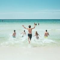 海灘戲水惹禍? 美爆近百人感染諾羅病毒