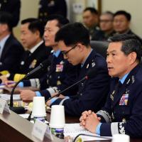 【快報】南韓參謀本部:中國軍機入侵南韓防空識別區