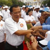 柬埔寨大選登場 在野黨:請棄權!