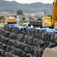 雲雀颱風停留九州上空 九州四國注意大雨