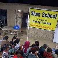 巴基斯坦貧童福音 戶外夜校「翻轉貧窮」