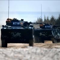 中共海軍首辦國際軍事賽 鄰近金門引發關注