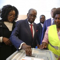 辛巴威首次選舉 投票進行順利