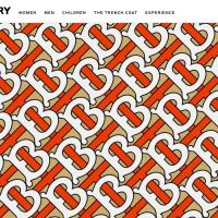 20年來Burberry品牌識別首改版 大膽配色超顛覆