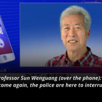 China: RSF condemns the arrest of an on-air source of Voice of America