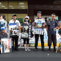 Groups in Taiwan demand harsh penalties for foreign workers who eat dog meat