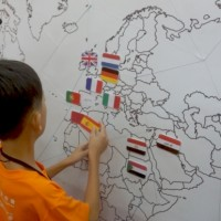伊甸攜手國泰邀新二代 夏令營團隊培養國際觀