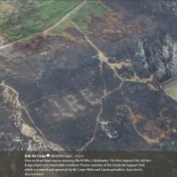熱浪肆虐歐洲 愛爾蘭二戰遺址意外重現天日