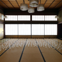 療癒!慢下來傾聽溫柔大地 日本聲音藝術家台中菩薩寺開展