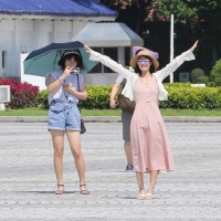 Taiwan to see blistering temperatures on 'Liqiu' 1st day of 'Fall'